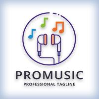 Pro Music Logo