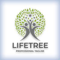 Life Tree v.2 Logo