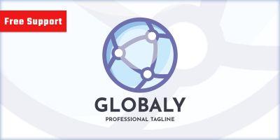 Globaly Logo