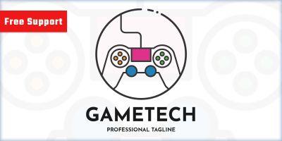 Game Tech Pro Logo