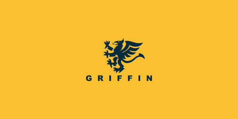 Griffin Griffon Creative Logo Template