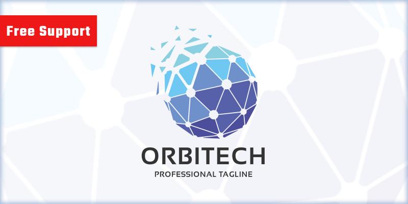 Orbitech Letter O Logo