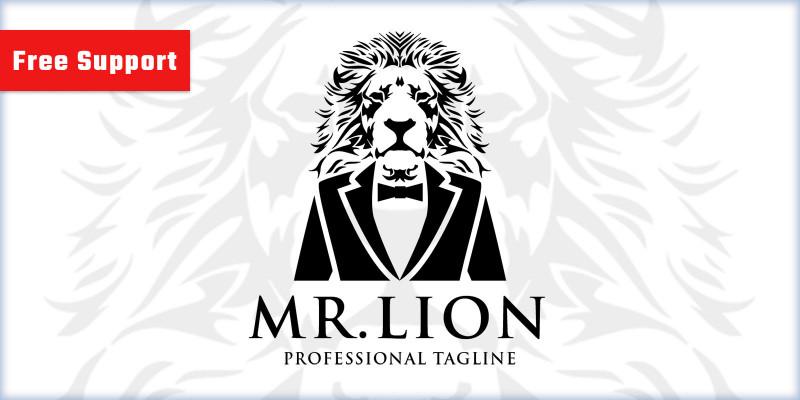 Mr Lion Logo