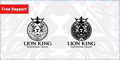 Lion King Compay Logo