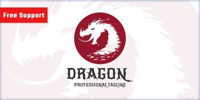 Dragon v2 Logo