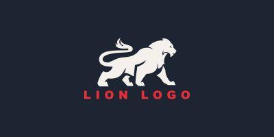 Lion King Vector Logo