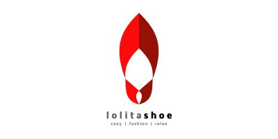 Ladies Shoe Logo