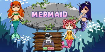 Mermaid - Buildbox 3 Full Game