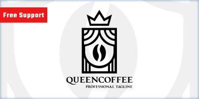 Queen Coffee Logo