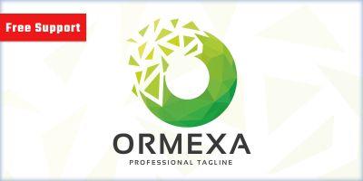 Ormexa Letter O Logo