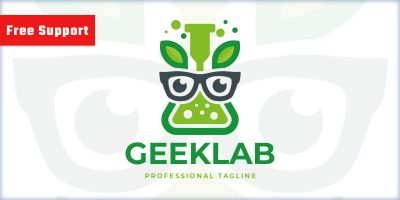 Geek Lab Company Logo