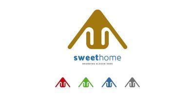 A Logotype Winter Resort Logo