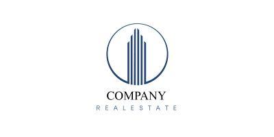 Professional Real Estate Logo Design