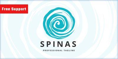 Spinning Wave Logo