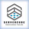Server Cube Logo v2