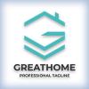Great Home Letter G Logo