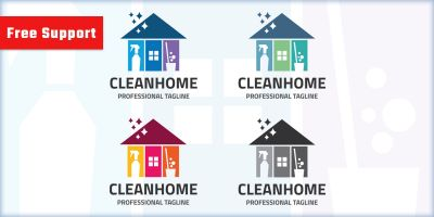 Clean Home Pro Logo