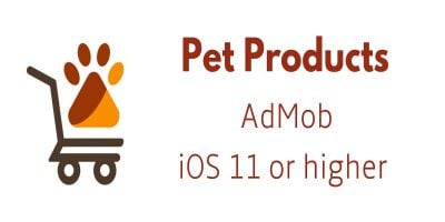 Pet Products - iOS App Source Code