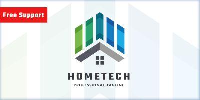 Smart Home Technology Logo