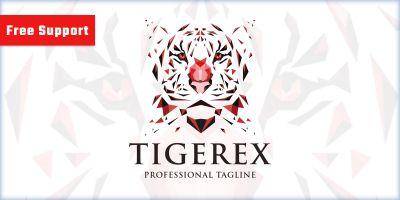 Pixel Tiger Logo