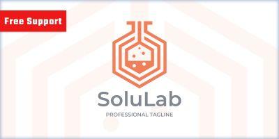 Solution Lab Company Logo