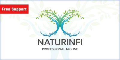 Nature Infinity Logo
