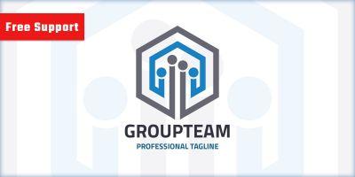 Group Team Logo
