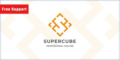 Super Cube Logo