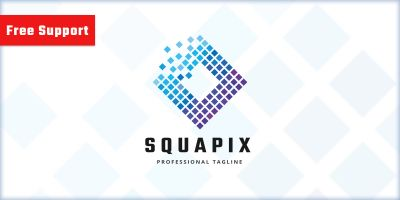 Squapix Logo