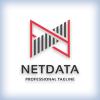 Net Data Letter N Logo