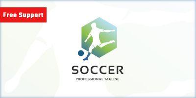 Soccer Pro Logo