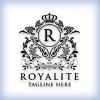 Royalite Letter R Logo