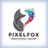 Pixel Fox Logo