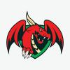 Dragon Vector Logo