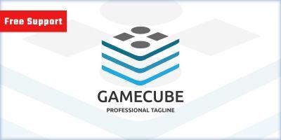 Game Cube Logo