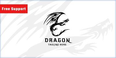 Dragon Company Logo