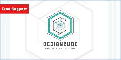 Design Cube Logo