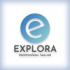 Explora Letter E Logo