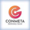 Conmeta Letter C Logo