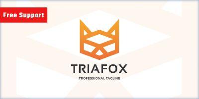 Triangle Fox Logo
