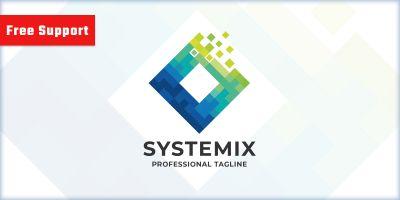 Square System Logo