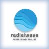 Radial Wave Logo