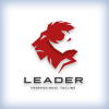 Lion and Rhino Leaders Logo