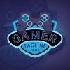 Professional Game - Esport Logo