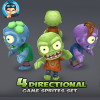 4-Directional game sprites