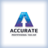 Letter A Accurate Logo
