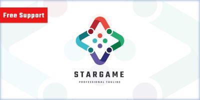 Star Game Company Logo