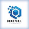 Qube Tech Q Letter Pro Logo