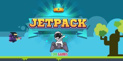 Jetpack - Buildbox 3 Full Game
