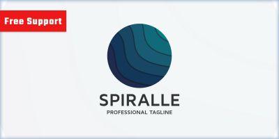 Spiral World Logo